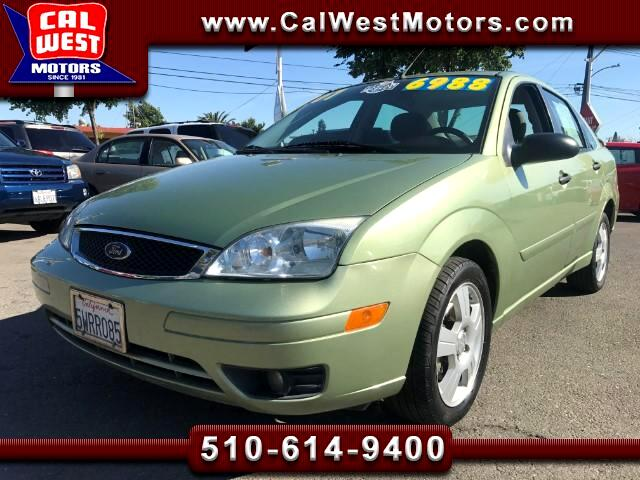 2007 Ford Focus ZX4 SES Auto AC Aux SuperClean 1Owner GreatMtnceHi