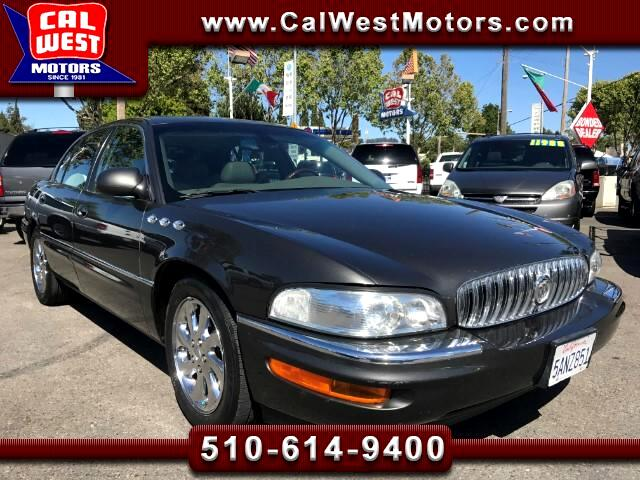 2003 Buick Park Avenue Ultra Sedan Supercharged 1Owner 74k ExprtlyMaintnd