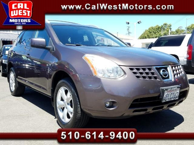 2008 Nissan Rogue SL 5D Blu2th BOSE LoMiles SuperClean 1Owner ExMtnc