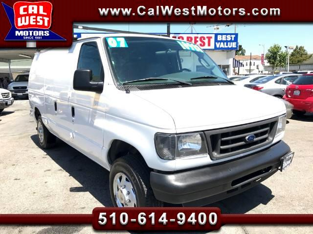 2007 Ford Econoline E-150 Cargo Van 4.6L AC VeryClean GreatMtnceHistor