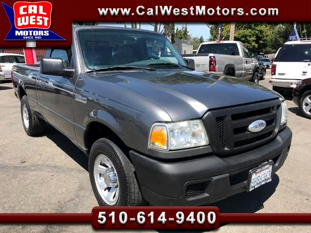 2007 Ford Ranger XL Reg Cab 2D 6FT Auto AC 79K 1Owner WellMntnd