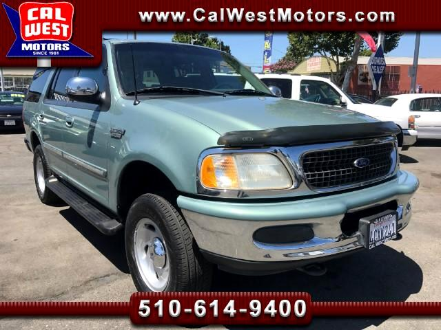 1998 Ford Expedition 4X4 TritonV8 VeryClean RearAC TowPkg ExMtnceHist