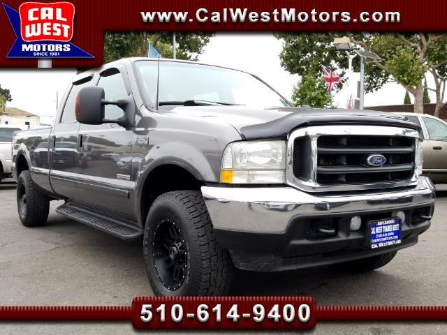 2003 Ford F-250 SD 4X4 CrewCab FX4Pkg PowerStrokeDiesel GreatMtnceHis