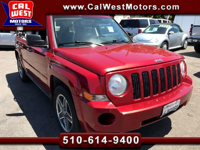 2009 Jeep Patriot 4X4 Sport 5D VersatileMPG 1Owner ExClean GreatMtnc