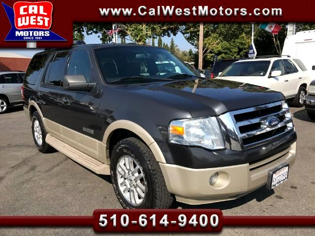 2007 Ford Expedition Eddie Bauer 3Rows DVD TowPk 1Owner Gorgeous