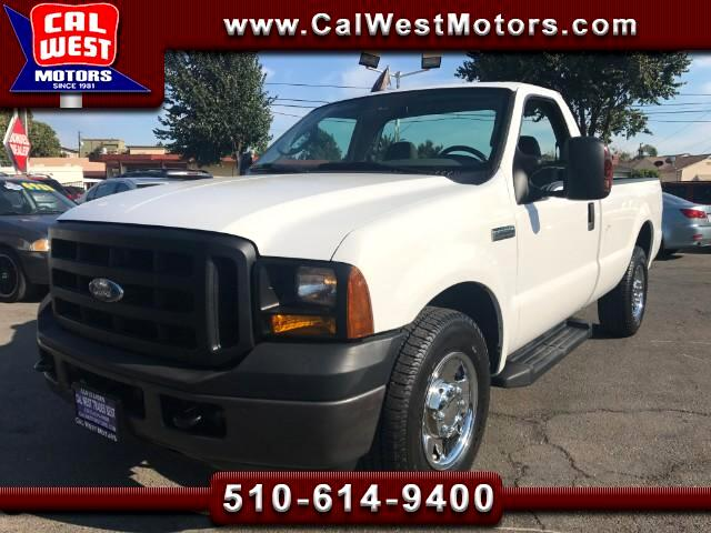 2006 Ford F-250 SD XL Regular Cab 8FT 1Owner VeryClean GreatMtnce