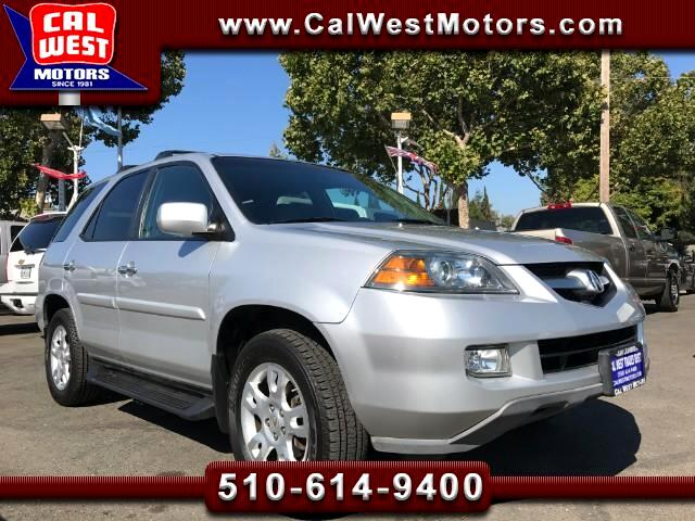 2006 Acura MDX Touring NAV DVD 3Rows 1Owner 89K GreatMtnceHistory