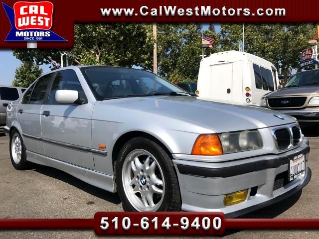 1998 BMW 3-Series 328i SportPkg I-6Cyl LastsForever VeryClean Sturdy