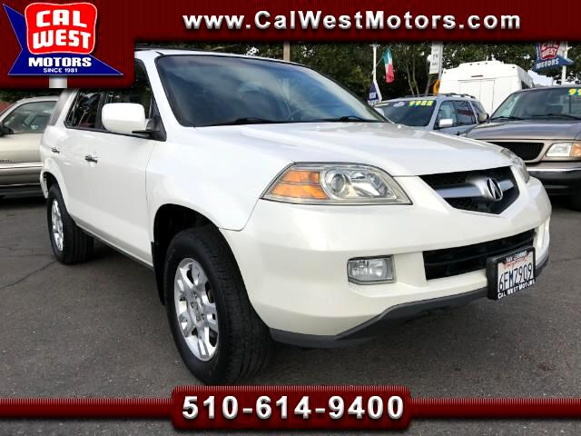 2005 Acura MDX Touring 4WD Nav Moon Roof 3rd Row VTEC