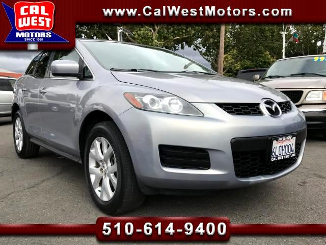 2008 Mazda CX-7 Touring AWD BOSE MoonRoof Leathr 1Owner ExtraClean