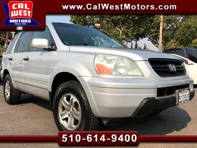 2003 Honda Pilot 4WD EX SUV 5D LoMiles VeryClean 1Owner GreatMtnceH