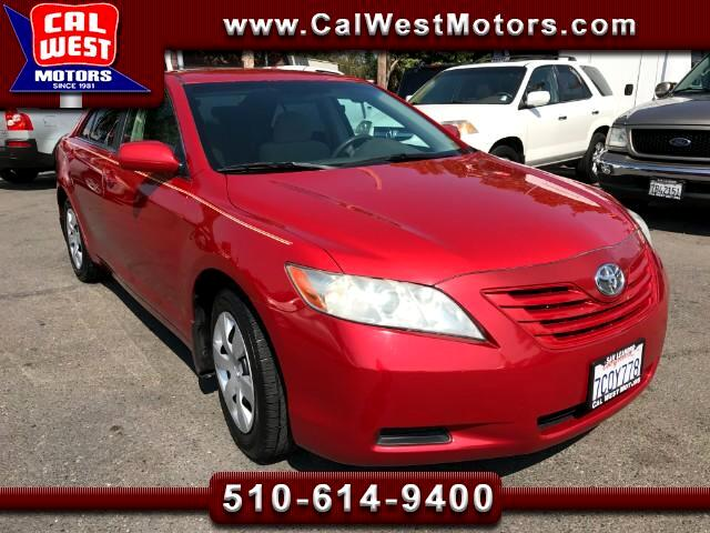 2007 Toyota Camry LE Sedan LoMiles SuperClean RoomyMPG GreatMtnceHis