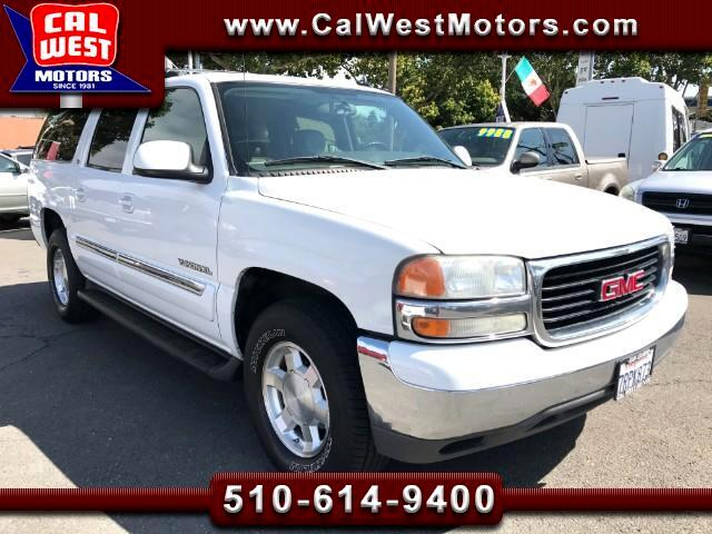 2005 GMC Yukon XL SLT 3Rows BOSE Leather Tow VeryClean ExMtnceHist