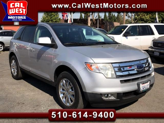 2009 Ford Edge SEL SYNC PanoRoof SuperClean 1Owner GreatMtnce