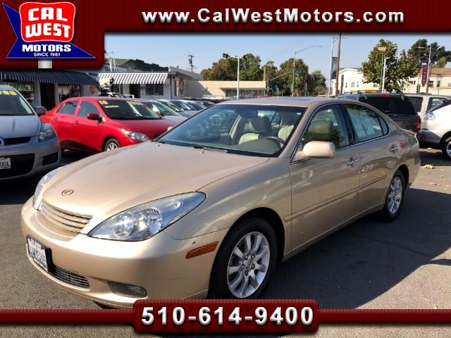 2002 Lexus ES 300 Sedan MLAudio 99K SuperClean 1Owner ExMtnceHist