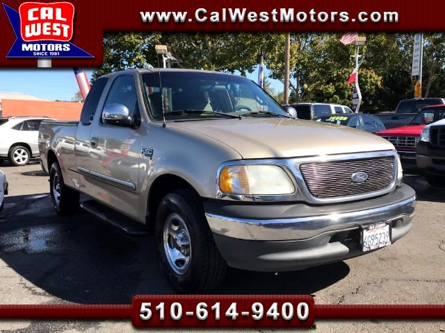2000 Ford F-150 SuperCab 4D 1Owner VeryClean and WellMaintnd