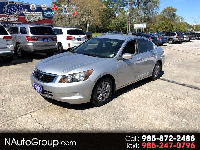 2010 Honda Accord LX Sedan 6-Spd MT