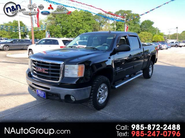 2008 GMC Sierra 2500HD SLE2 Crew Cab Std. Box 2WD