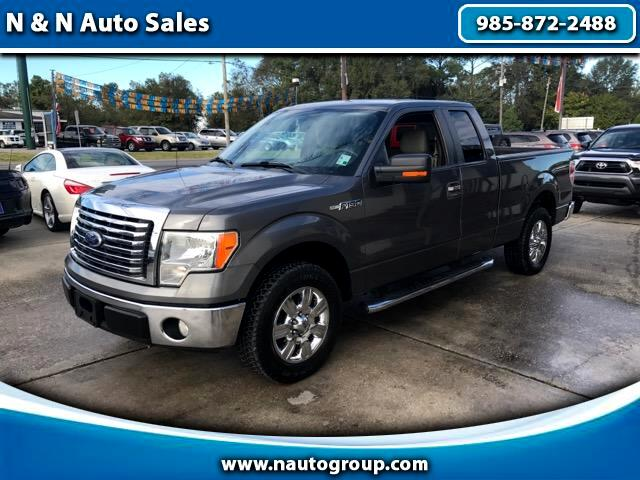 2010 Ford F-150 XLT SuperCab 6.5-ft. 2WD