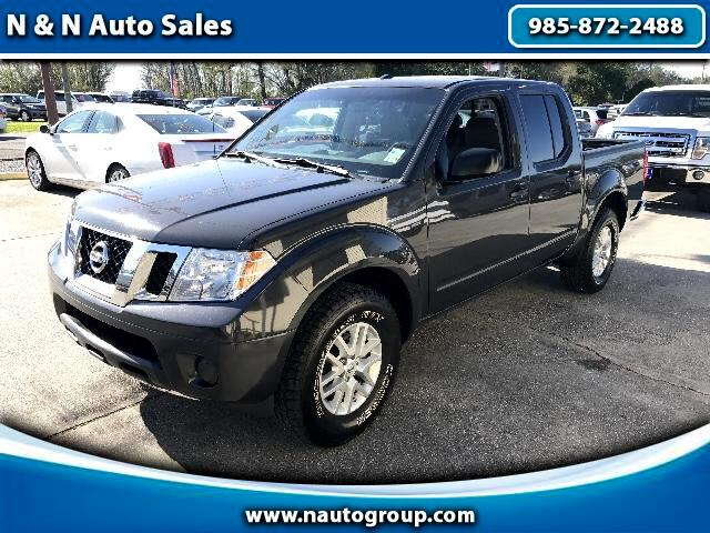2014 Nissan Frontier SV Crew Cab V6 Automatic