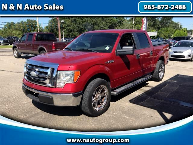 2009 Ford F-150 FX2 SuperCrew 5.5-ft. Bed 2WD