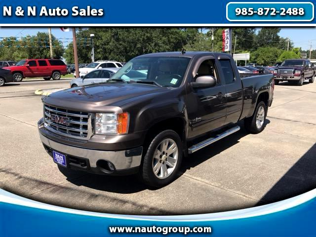 2008 GMC Sierra 1500 SLE2 Ext. Cab Short Bed 2WD