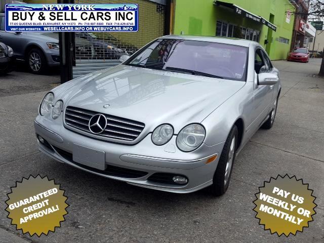2003 Mercedes-Benz CL-Class CL500