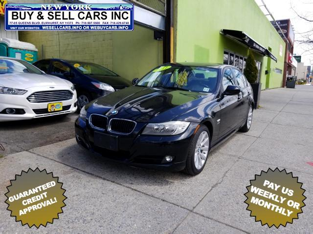 2011 BMW 3-Series 328i xDrive SA