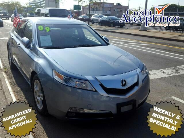 2009 Acura TL 5-Speed AT SH-AWD with Tech Package and HPT