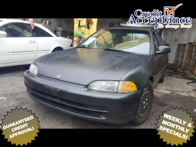 1994 Honda Civic EX sedan