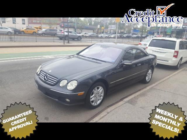 2004 Mercedes-Benz CL-Class CL500