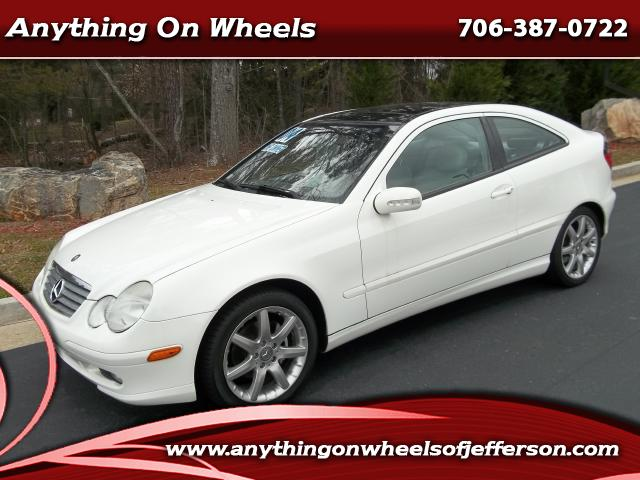Used cars for sale jefferson ga 30549 anything on wheels for 2004 mercedes benz c class c230