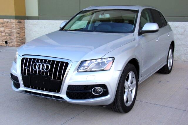 2012 Audi Q5 3.2 quattro Premium