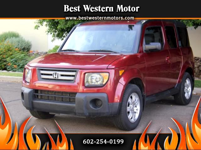 2008 Honda Element EX 2WD AT