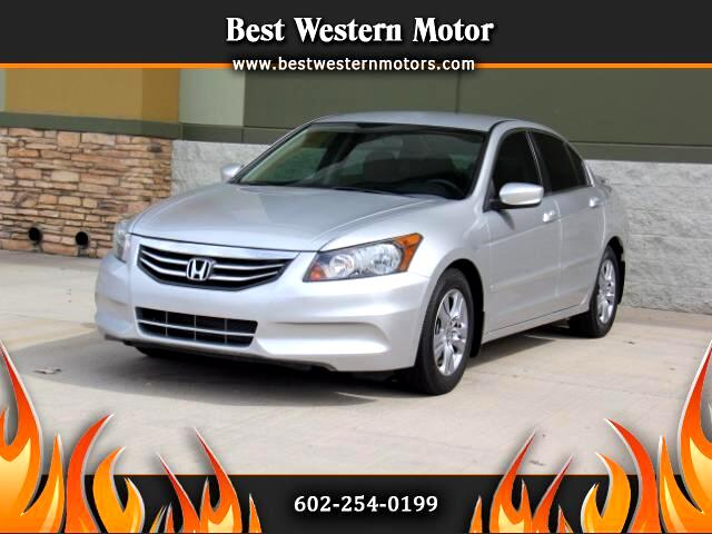 2012 Honda Accord LX-P Sedan AT