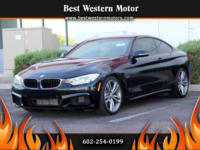 2014 BMW 4-Series 435i coupe