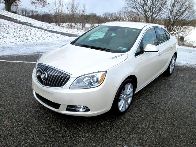 2012 Buick Verano Leather