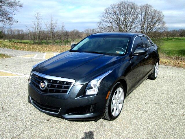 2014 Cadillac ATS 2.0L Base AWD