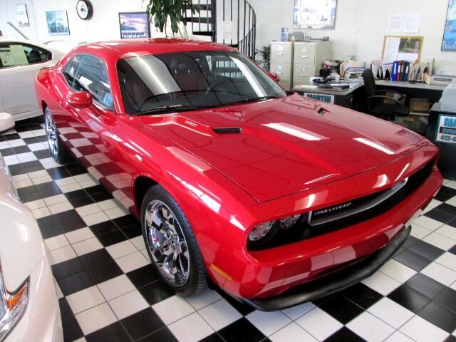 2014 Dodge Challenger 2dr Cpe R/T Plus