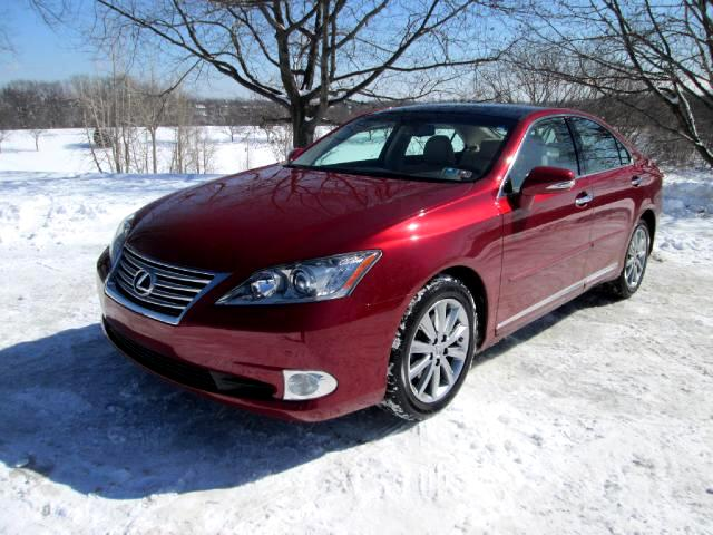 used 2010 lexus es 350 for sale in pittsburg pa 15234 martin auto gallery. Black Bedroom Furniture Sets. Home Design Ideas
