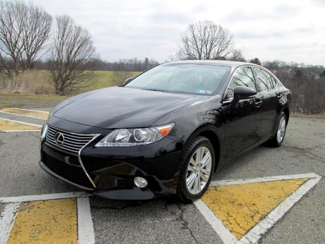 used 2013 lexus es 350 for sale in pittsburg pa 15234 martin auto gallery. Black Bedroom Furniture Sets. Home Design Ideas