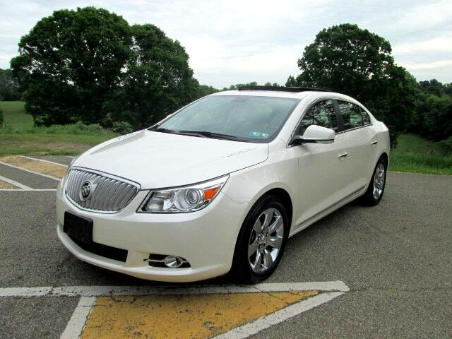 used 2011 buick lacrosse for sale in pittsburg pa 15234 martin auto gallery. Black Bedroom Furniture Sets. Home Design Ideas