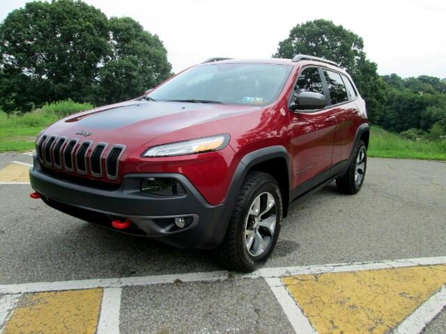 2014 jeep cherokee trailhawk 4wd. Black Bedroom Furniture Sets. Home Design Ideas
