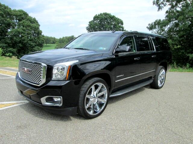 used 2015 gmc yukon denali for sale in pittsburg pa 15234 martin auto gallery. Black Bedroom Furniture Sets. Home Design Ideas