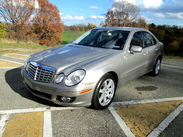 2008 mercedes benz e class e350 4matic used cars in pittsburgh pa. Cars Review. Best American Auto & Cars Review