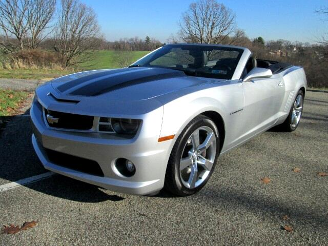 used 2012 chevrolet camaro convertible 2ss for sale in pittsburgh pa 15234 martin auto gallery. Black Bedroom Furniture Sets. Home Design Ideas