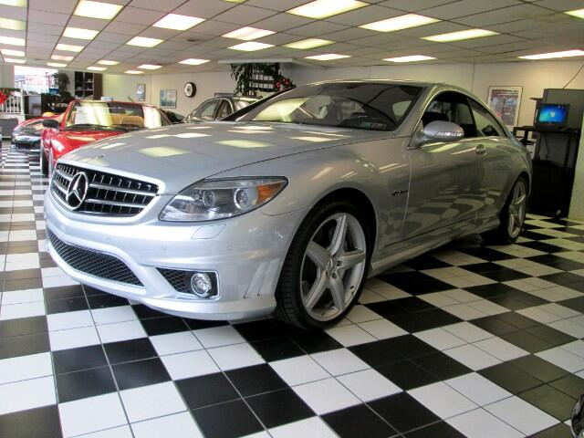 Used 2008 mercedes benz cl class cl63 amg for sale in for Mercedes benz pittsburgh
