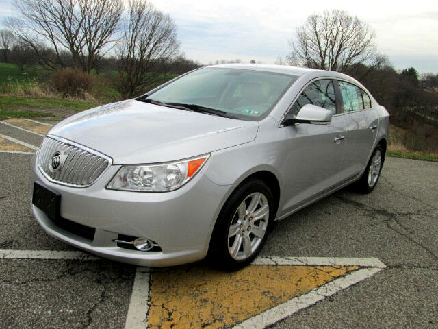 used 2011 buick lacrosse for sale in pittsburg pa 15234. Black Bedroom Furniture Sets. Home Design Ideas