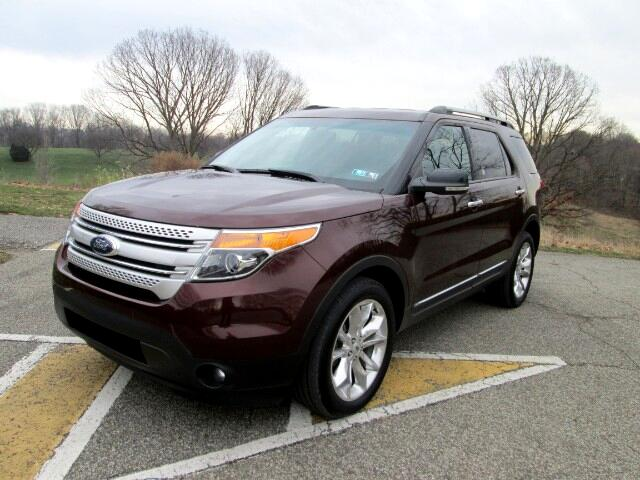 used 2012 ford explorer xlt 4wd for sale in pittsburgh pa. Black Bedroom Furniture Sets. Home Design Ideas