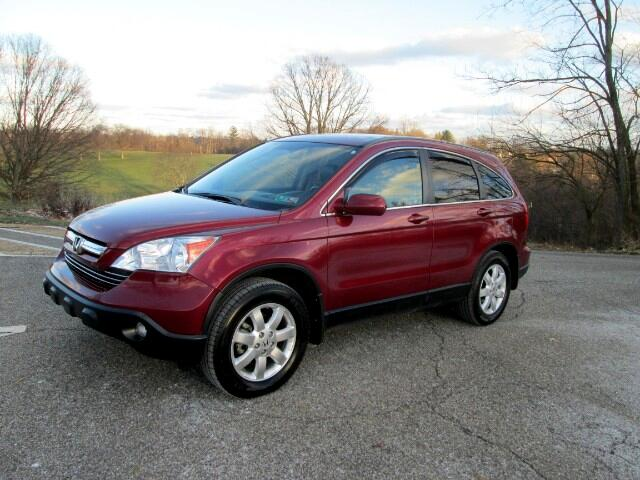 used 2007 honda cr v ex l awd for sale in pittsburgh pa. Black Bedroom Furniture Sets. Home Design Ideas